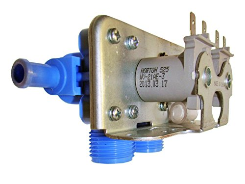 Horton 525 Washing Machine Water Inlet Valve. Compatible and replaces Whirlpool Maytag & Other WV-21AE-3