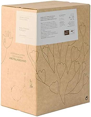 Bodegas Robles Box Vino Dulce Pedro Ximénez Ecológico, 5000 ml