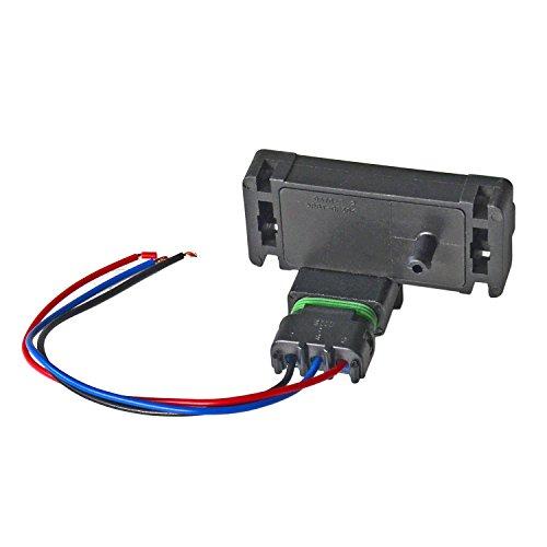 3 bar Map Sensor For GM STYLE For Electromotive Motec Megasquirt With Plug
