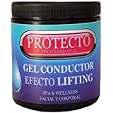 Gel conductor efecto lifting facial y corporal para corriente galvánica Protecto