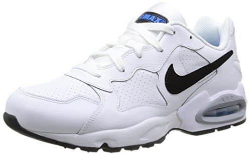Nike Air Max Triax '94 LTR Scarpe sportive, Uomo White/Black-photo Blue-wlf Gry