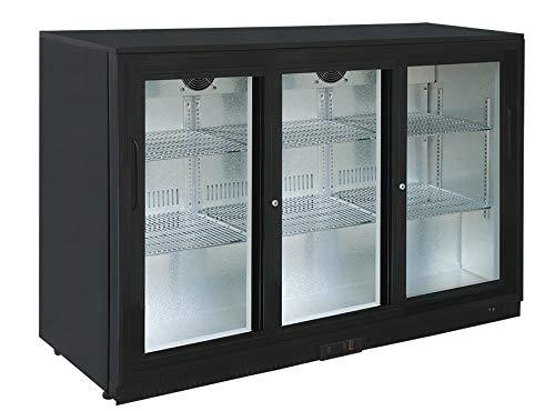 SARO Barkühlschrank mit Schiebetür Modell BC 320SD