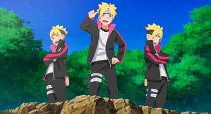Boruto - Naruto The Movie 2015 Mediabook DVD+ BD mit ...