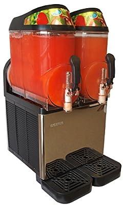Donper Double Bowl Full Size Frozen Drink Machine