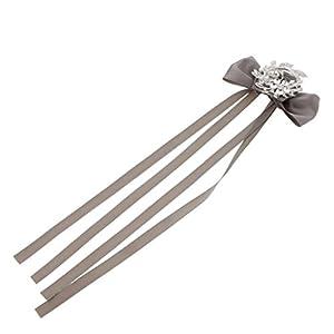 Fityle Exquisite Rhinestone Hand Flower Wrist Corsage for Wedding Bridal Bridesmaid 29