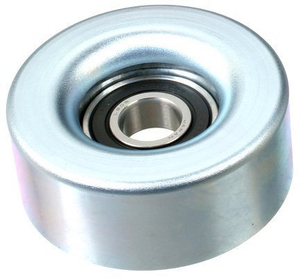 OES Genuine Accelerator Belt Idler Pulley for select Subaru models (Oes Genuine Accelerator)