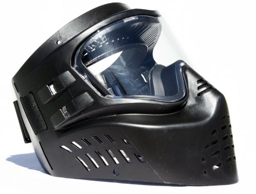 GXG Paintball Stealth Predator Skull Mask Paintball Goggle S