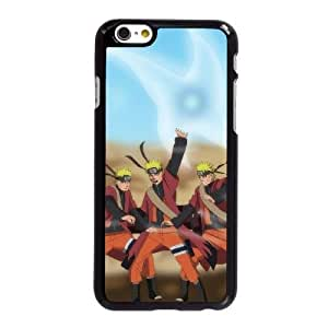 HD exquisite image for iPhone 6 plus 5.5 inch Cell Phone Case Black naruto shippuden AMI6477329