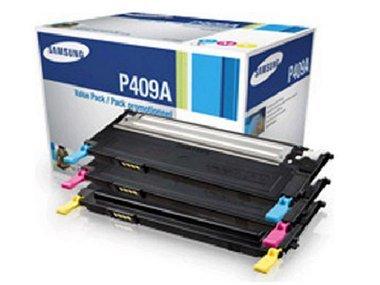 (New SAMSUNG Value Pack Toner Cartridges For Clp-315 Clp-315w Clx-3175fn & Clx-3175fw Laser)