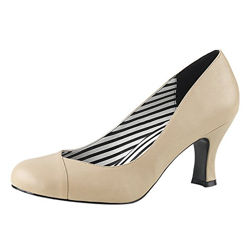 Pleaser Day and Night Pumps Jenna-01