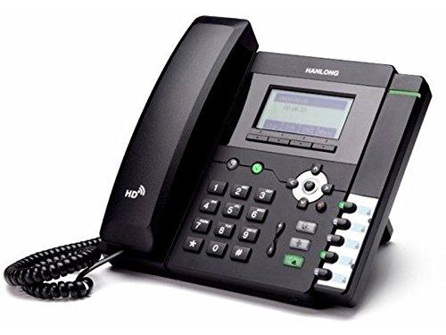 HTek Enterprise HD VoIP Business Phone UC803P