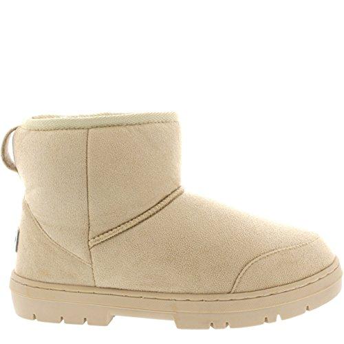 Original Classic Rain Winter Mini Beige Snow Womens Waterproof Boots qdzEd6