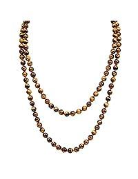 Tiger Eye Stone Long Necklace Natural Healing Buddha Prayer Wrap Bead Bracelets Handmade Jewelry for Men Women