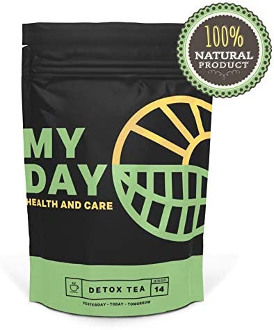 My Day Days Detox Tea product image