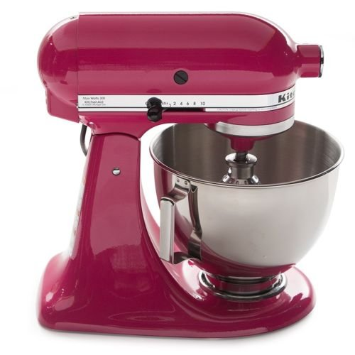 kitchen aid cranberry mixer - 4