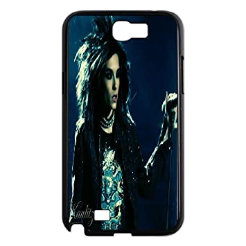Samsung Galaxy Note 2 N7100 Phone Case Tokio Hotel CB84031: Amazon ...