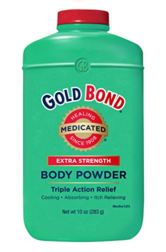 Gold Bond Medicated Extra Strength Powder 10 - Bond Ingredients Gold Powder