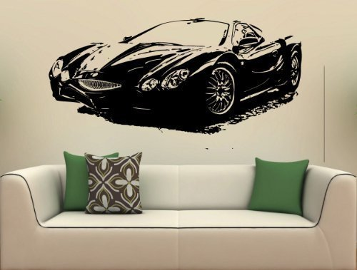 Wall Mural Vinyl Decal Stickers Car