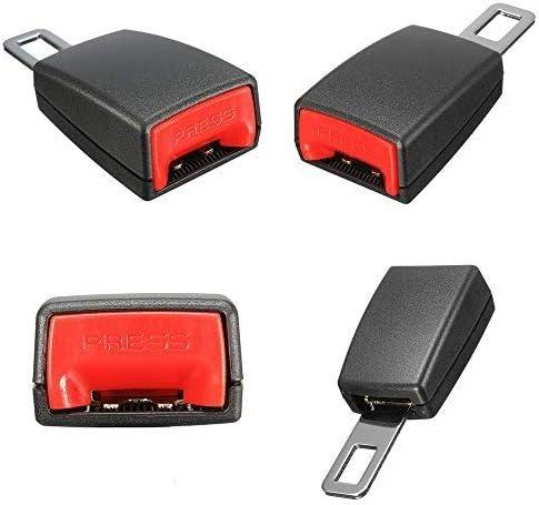 666666 Zcyg 4 PC-Auto-Sicherheitsgurt-Verl/ängerungen 丨Sicherheitsgurt-W/ölbung 丨Sicherheitsgurt-Verl/ängerung 丨