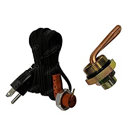 1409-7006 John Deere Parts Frost Plug Heater 210C