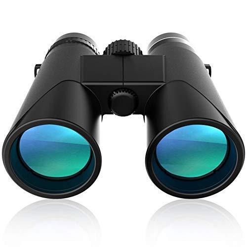 (税込) HD双眼鏡 BAK4プリズム接眼レンズ 直径21mm HD双眼鏡 バードウォッチング ハンティング 直径21mm キャンプ 旅行 ハイキング用 x 軽量、コンパクト、防霧&防水12 x 42 B07PLFXW5X, ミスターベンチャー:b3a6f7f1 --- arianechie.dominiotemporario.com