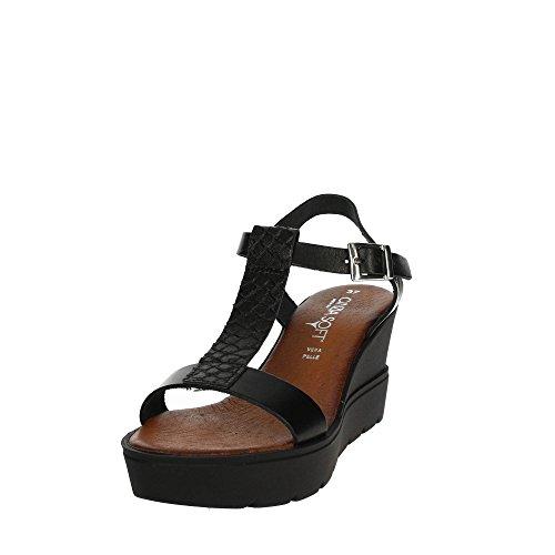Cinzia Soft IG9522 003 Sandal Damen Schwarz