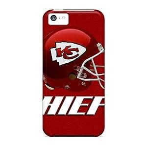 Brand New 5c Defender Case For Iphone (kansas City Chiefs)Kimberly Kurzendoerfer