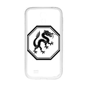 Fashion Fly Dragon Hot Fashion Design Case for SamSung Galaxy S4 I9500 (Laser Technology) Style 02