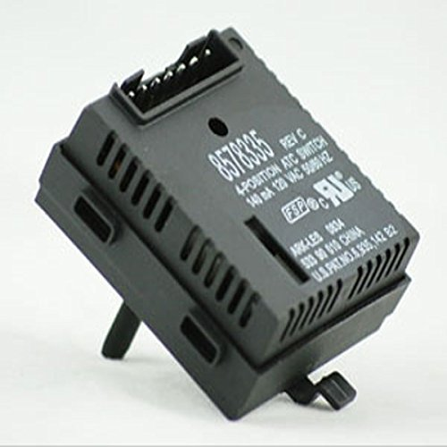 Whirlpool 8578335 Temperature Switch for Washer
