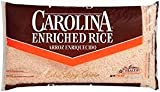 Carolina Enriched Rice Gluten Free Non GMO 320 Oz. Pack Of 3.