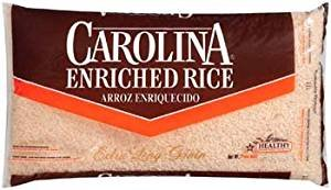 Carolina Enriched Rice Gluten Free Non GMO 320 Oz. Pack Of 3. by Carolina