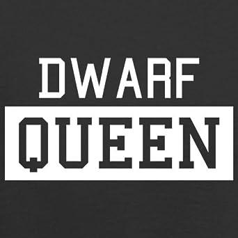 8 Colours Dressdown Dwarf Queen Baby T-Shirt 3-24 Months