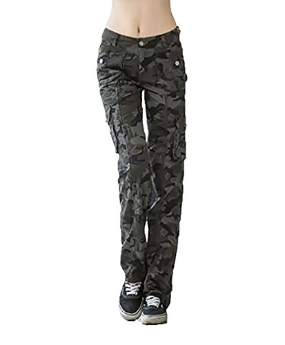 Camouflage Pants Trousers - 4