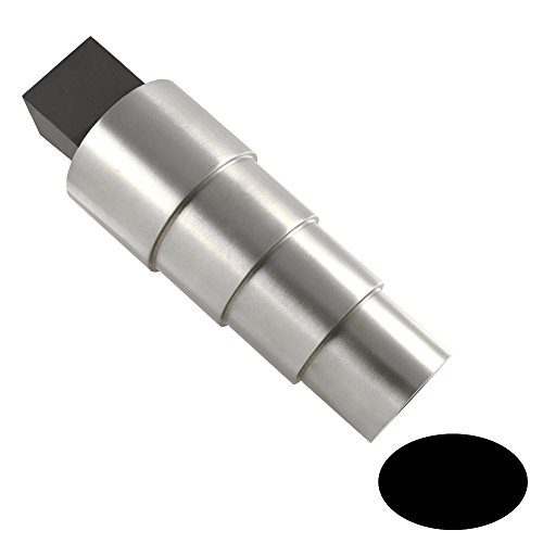 Bracelet Mandrel 4 Stepped With Tang - Oval - SFC Tools - 43-205