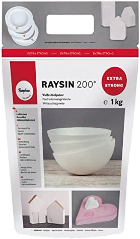 Bag 400g Rayher 3449400/Air-Drying Modelling Clay Granoplast