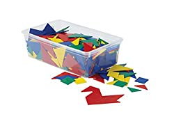 Eta Hand2mind Plastic Tangrams (Pack Of 32)
