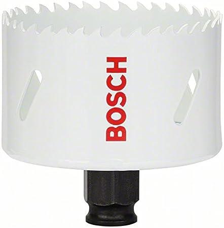 /Ø 57 mm Bosch ProfessionalLochs/äge Progressor f/ür Power-Change-Adapter