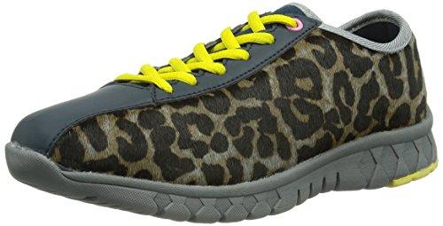 Ilse Jacobsen Sneaker Mit, Sneakers Donna, Grigio (626), 38