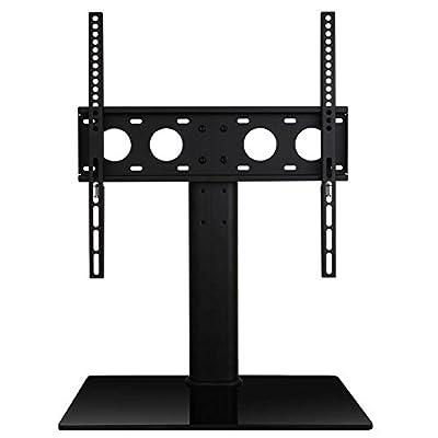 """TradeMount Soporte de pie para TV soporte de televisión altura ajustable Vesa max. 400x400 para Toshiba 40"""" 40L1544DG"""