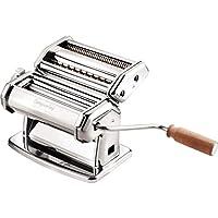 Imperia J408 Imperia Italian Pasta Machine, 2 mm and 6.5 mm Cutters