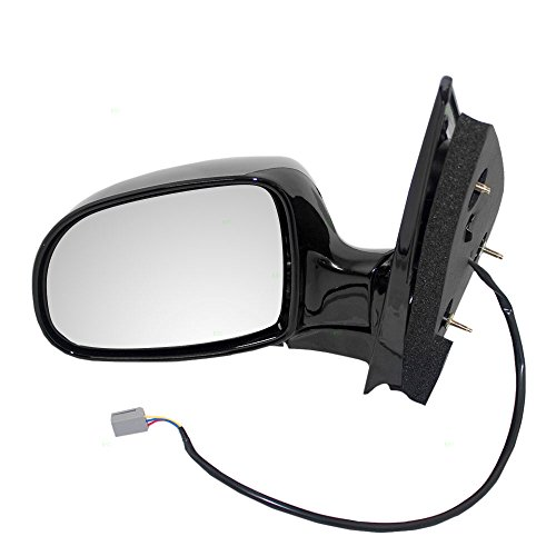 Drivers Power Side View Mirror Replacement for Ford Windstar Van YF2Z 17683 BA