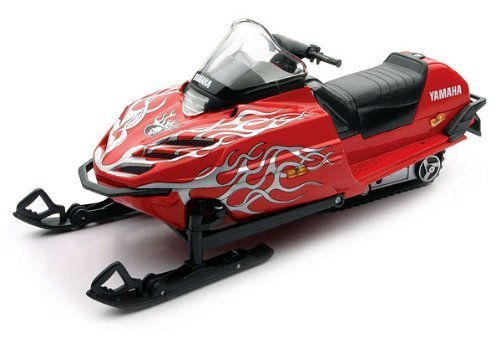 NEW88003R NEW-RAY - Yamaha Remote Control Snowmobile by B2B Replicas