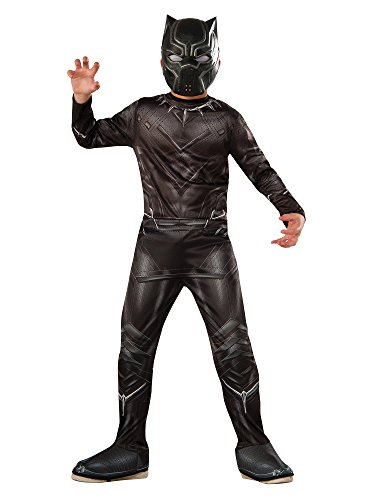 Rubie's Costume Captain America: Civil War Value Black Panther Costume