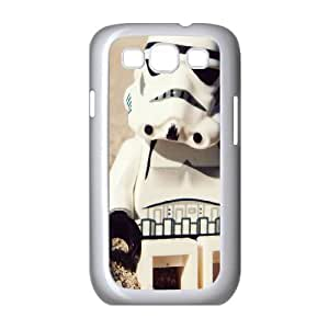 Star Wars Storm Trooper Samsung Galaxy S3 9300 Cell Phone Case White Y1061067
