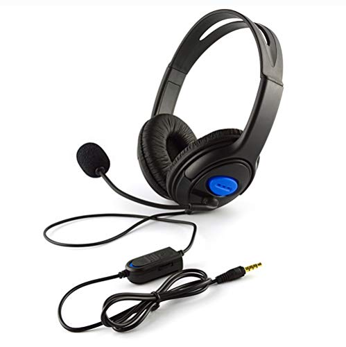 (Birdfly Wired Gaming Headset Headphones with Microphone for PS4 PC Laptop)