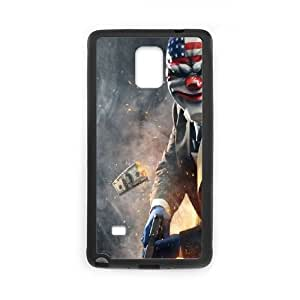 Payday Samsung Galaxy Note 4 Cell Phone Case Black Gift xxy_9840815