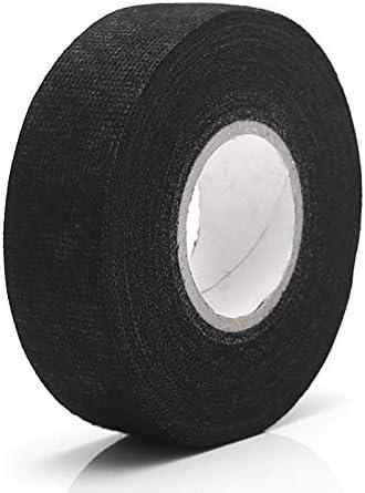 Amazon.com: Wire Harness Tape Black Flannel 15m Car Auto Wiring Harness  Anti Rattle Self Adhesive Felt Tape Bonding: Home ImprovementAmazon.com
