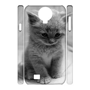Cats Personalized 3D Cover Case for SamSung Galaxy S4 I9500,customized phone case ygtg-305444 WANGJING JINDA