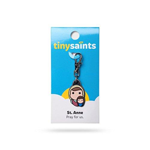 (Tiny Saints St. Anne CHARM )