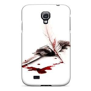 Hot Design Premium JCd2532cSut Tpu Case Cover Galaxy S4 Protection Case(assassins Creed)
